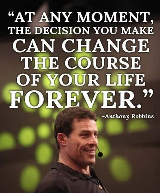 Make A Decision And Make It Happen
