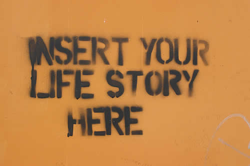 To Change Your Life, Change Your Story