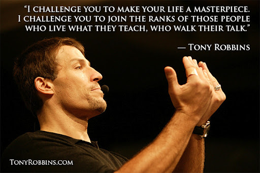 Challenge Yourself To Make Your Life A Masterpiece