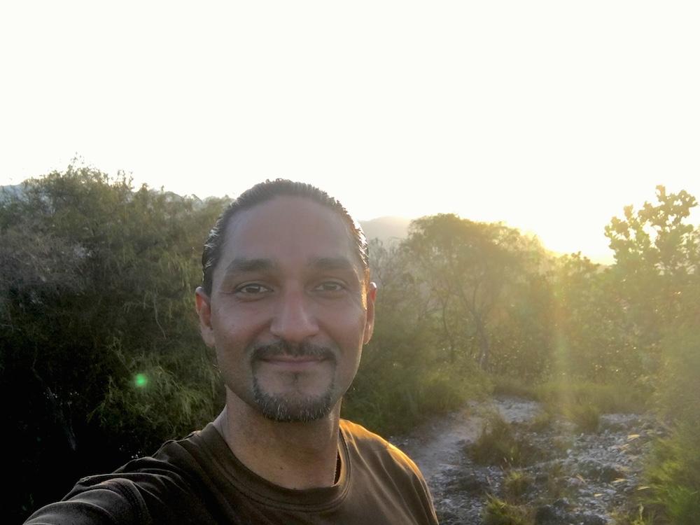 Superhuman Grateful Hike