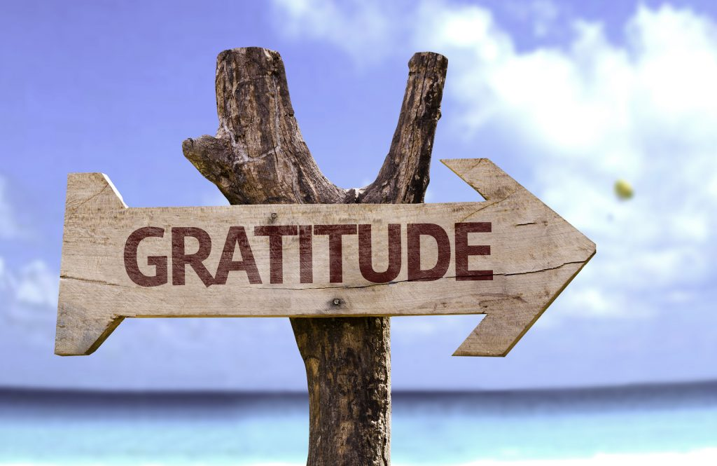 This Way To Gratitude