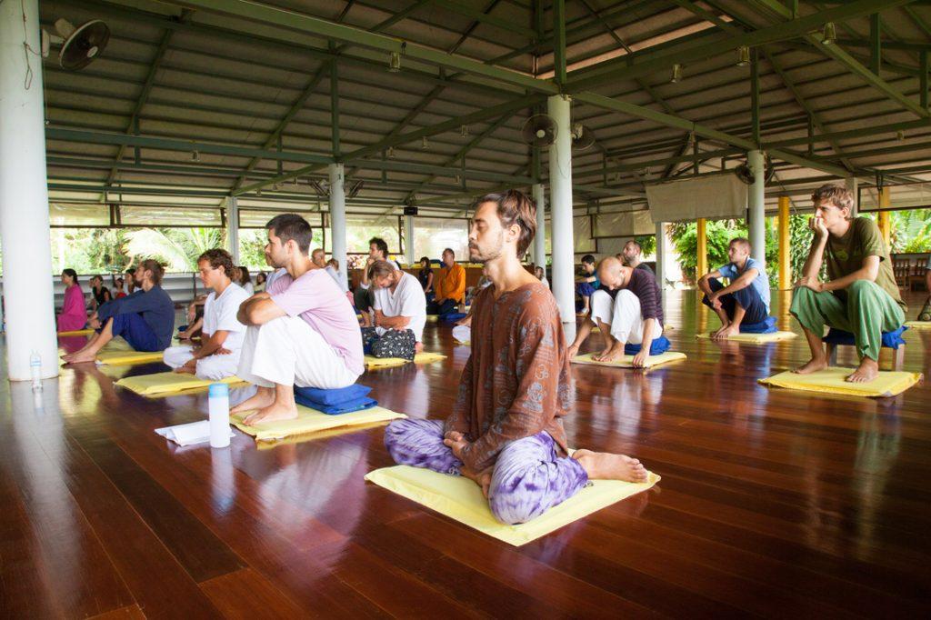 Silent Meditation Retreat - Dipabhavan