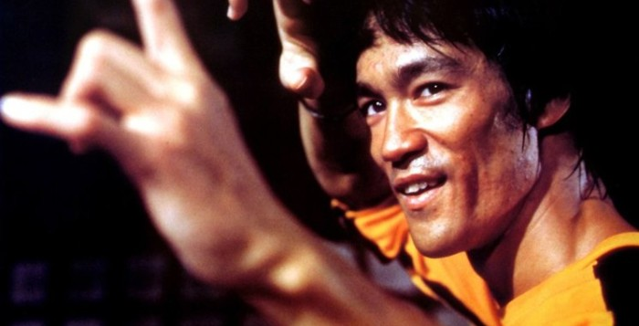 Superhuman Bruce Lee