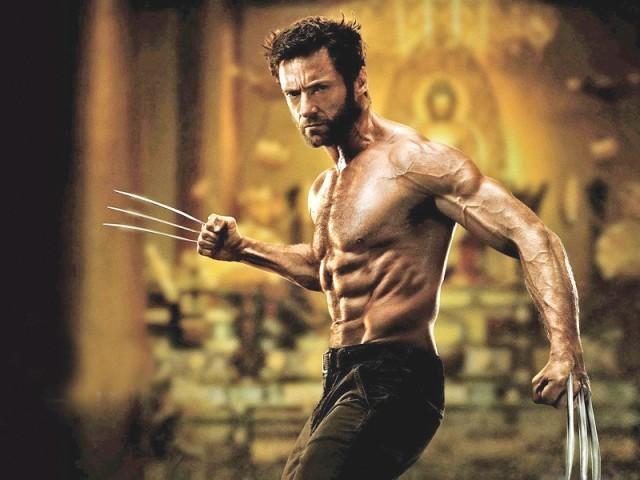 Superhuman Wolverine