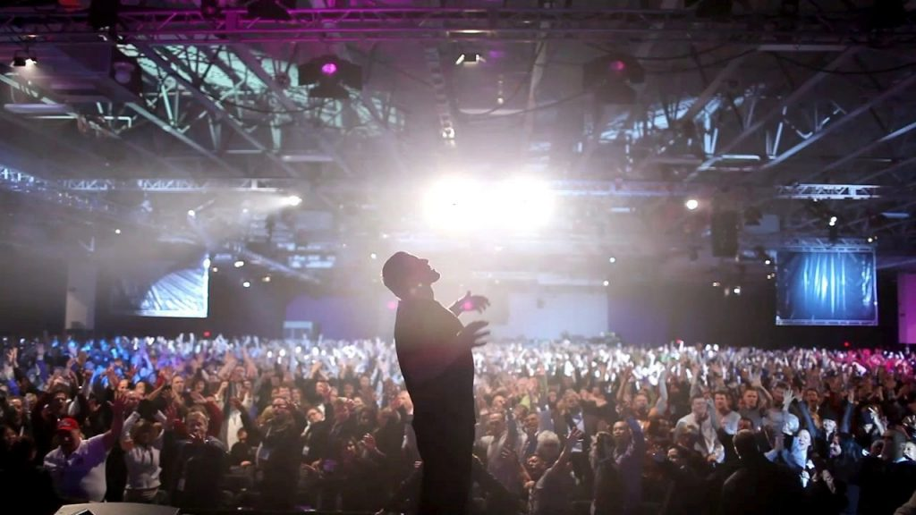 Tony Robbins Incantations