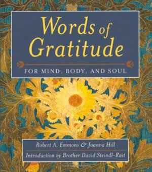 Word of Gratitude